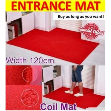 Coil Mat entrance mats