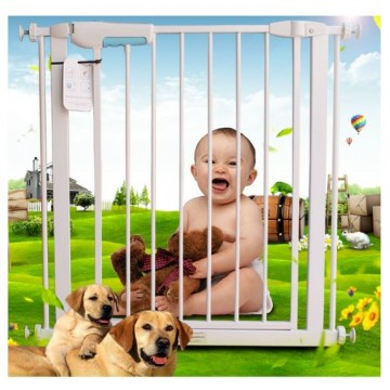 1M Height SAFETY GATE BARRIER GATE FOR BARRICADE PET/KIDS/CHILD/DOG/CAT