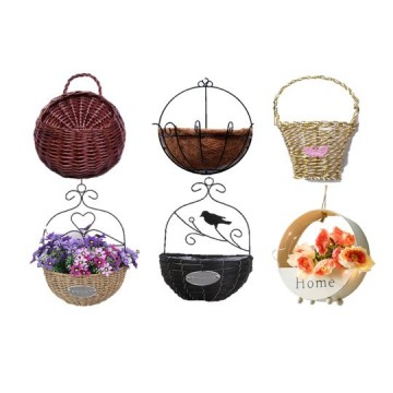 Plant Holder & Plant Basket