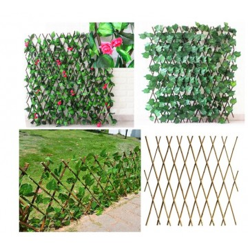 Extendable Artificial Leaves Vine