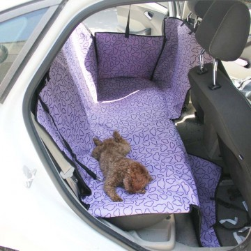 Car Rear Back Seat Cover for Pets Dog