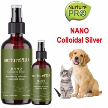 Nurture Pro Nano Colloidal Silver