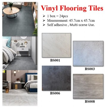 Self-Adhesive Marble Vinyl Planking